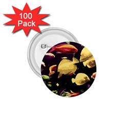Tropical Fish 1 75  Buttons (100 Pack)