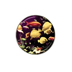 Tropical Fish Hat Clip Ball Marker by Valentinaart
