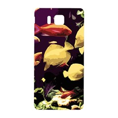 Tropical Fish Samsung Galaxy Alpha Hardshell Back Case
