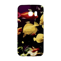 Tropical Fish Galaxy S6 Edge by Valentinaart