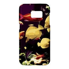 Tropical Fish Samsung Galaxy S7 Hardshell Case