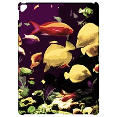 Tropical Fish Apple Ipad Pro 12 9   Hardshell Case by Valentinaart