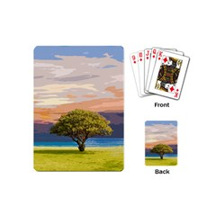 Landscape Playing Cards (mini)