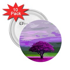 Landscape 2 25  Buttons (10 Pack)  by Valentinaart