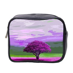 Landscape Mini Toiletries Bag 2 Side
