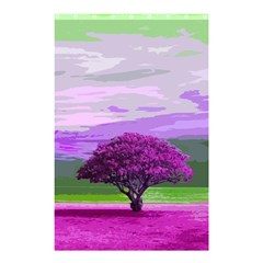 Landscape Shower Curtain 48  X 72  (small)  by Valentinaart
