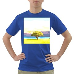 Landscape Dark T Shirt
