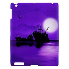 Open Sea Apple Ipad 3/4 Hardshell Case