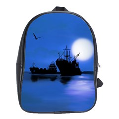 Open Sea School Bag (xl)