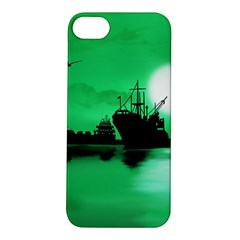 Open Sea Apple Iphone 5s/ Se Hardshell Case by Valentinaart