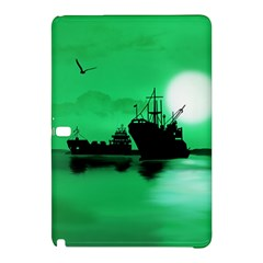 Open Sea Samsung Galaxy Tab Pro 12 2 Hardshell Case by Valentinaart
