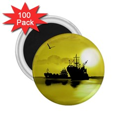 Open Sea 2 25  Magnets (100 Pack)