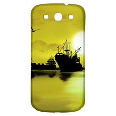Open Sea Samsung Galaxy S3 S Iii Classic Hardshell Back Case