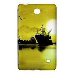 Open Sea Samsung Galaxy Tab 4 (8 ) Hardshell Case  by Valentinaart