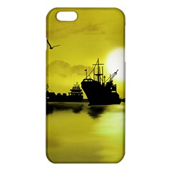 Open Sea Iphone 6 Plus/6s Plus Tpu Case by Valentinaart