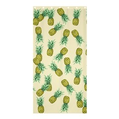 Pineapples Pattern Shower Curtain 36  X 72  (stall)  by Valentinaart