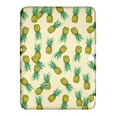 Pineapples Pattern Samsung Galaxy Tab 4 (10 1 ) Hardshell Case  by Valentinaart