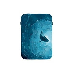 Shark Apple Ipad Mini Protective Soft Cases by Valentinaart