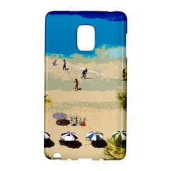 Beach Galaxy Note Edge by Valentinaart
