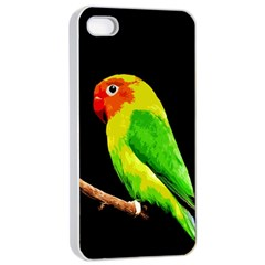 Parrot  Apple Iphone 4/4s Seamless Case (white)