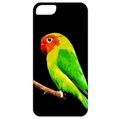 Parrot  Apple Iphone 5 Classic Hardshell Case by Valentinaart