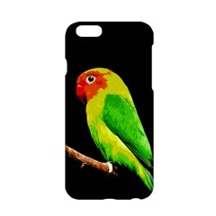 Parrot  Apple Iphone 6/6s Hardshell Case by Valentinaart