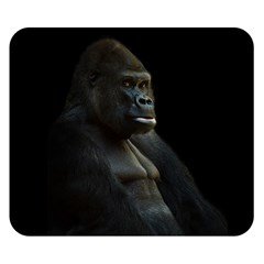 Gorilla  Double Sided Flano Blanket (small)