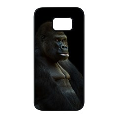 Gorilla  Samsung Galaxy S7 Edge Black Seamless Case
