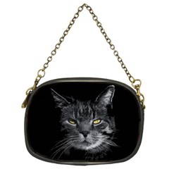Domestic Cat Chain Purses (two Sides)  by Valentinaart