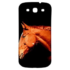 Horse Samsung Galaxy S3 S Iii Classic Hardshell Back Case