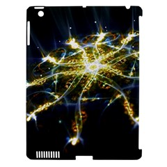 Surface Pattern Light  Apple Ipad 3/4 Hardshell Case (compatible With Smart Cover) by amphoto
