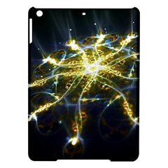 Surface Pattern Light  Ipad Air Hardshell Cases by amphoto