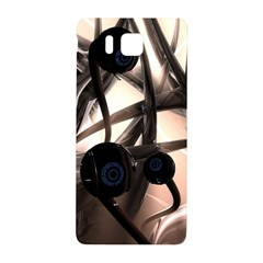Connection Shadow Background  Samsung Galaxy Alpha Hardshell Back Case by amphoto