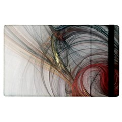 Plexus Web Light  Apple Ipad 3/4 Flip Case by amphoto