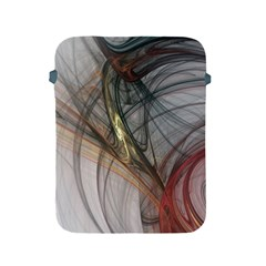 Plexus Web Light  Apple Ipad 2/3/4 Protective Soft Cases by amphoto