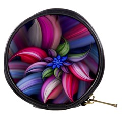 Flower Rotation Form  Mini Makeup Bags by amphoto