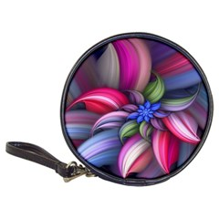 Flower Rotation Form  Classic 20 Cd Wallets by amphoto