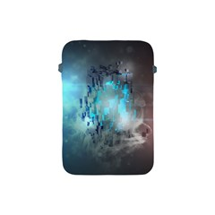 Something Light Abstraction  Apple Ipad Mini Protective Soft Cases by amphoto