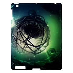 Balloon Art Scope Apple Ipad 3/4 Hardshell Case by amphoto