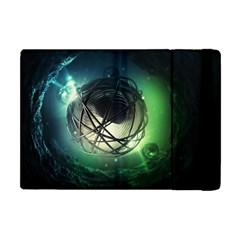 Balloon Art Scope Apple Ipad Mini Flip Case by amphoto