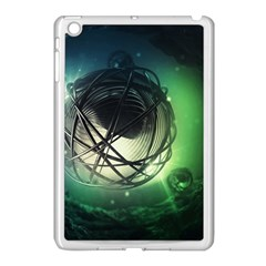 Balloon Art Scope Apple Ipad Mini Case (white) by amphoto