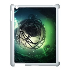 Balloon Art Scope Apple Ipad 3/4 Case (white) by amphoto