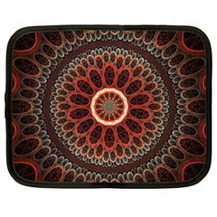 2240 Circles Patterns Backgrounds 3840x2400 Netbook Case (xxl)  by amphoto