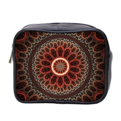 2240 Circles Patterns Backgrounds 3840x2400 Mini Toiletries Bag 2 Side by amphoto