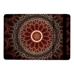 2240 Circles Patterns Backgrounds 3840x2400 Samsung Galaxy Tab Pro 10 1  Flip Case by amphoto