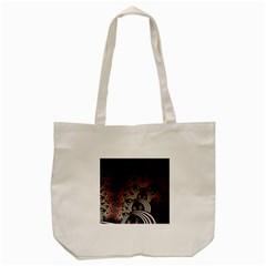 Patterns Surface Shape Tote Bag (cream) by amphoto