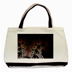 Patterns Surface Shape Basic Tote Bag by amphoto