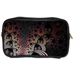 Patterns Surface Shape Toiletries Bags 2 Side by amphoto