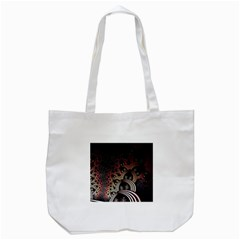 Patterns Surface Shape Tote Bag (white) by amphoto