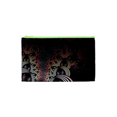 Patterns Surface Shape Cosmetic Bag (xs) by amphoto